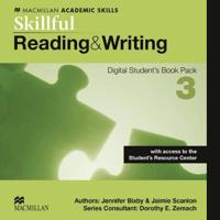 Skillful Level 3 Reading & Writing Digital Student's Book Pack