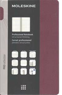 Moleskine Pro Collection Notebook