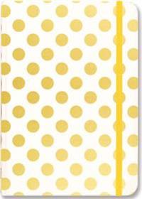 Gold Dots Journal (Diary, Notebook)