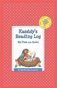 Kassidy's Reading Log
