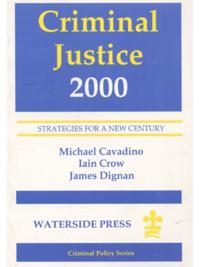 Criminal Justice 2000