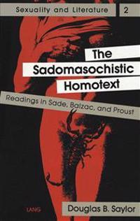 The Sadomasochistic Homotext