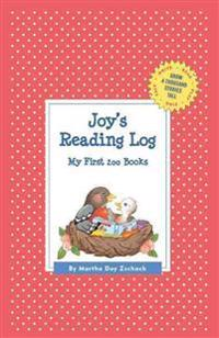 Joy's Reading Log - Martha Day Zschock - böcker (9781516234004)     Bokhandel