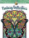 Fantasy Butterflies Coloring Books