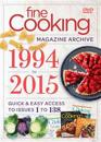 Fine Cooking's Magazine Archive 1994-2015