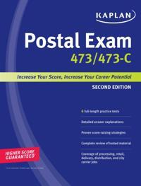 Kaplan Postal Exam 473/473-C