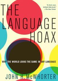 The Language Hoax