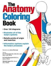 The Anatomy Coloring Book - Wynn Kapit, Lawrence M. Elson, Wynn ...