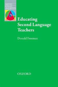 Educating Second Language Teachers