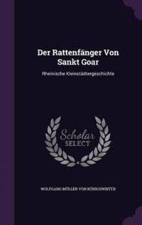 Der Rattenfanger Von Sankt Goar