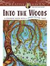 Creative Haven: Into the Woods: A Coloring Book with a Hidden Picture Twist