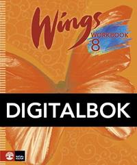 Wings 8 Workbook Digital