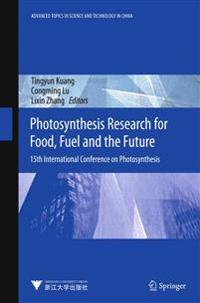 Photosynthesis Research for Food, Fuel and Future