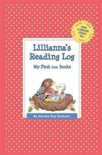 Lillianna's Reading Log