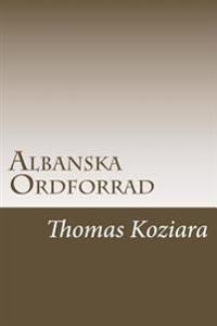 Albanska Ordforrad