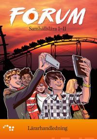 Forum Samhällslära I-II