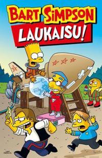 Bart Simpson - Laukaisu!