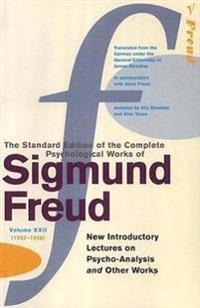 Complete Psychological Works Of Sigmund Freud, The Vol 22