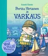 Perttu Virtanen ja varkaus