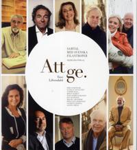 Att ge : samtal med svenska filantroper