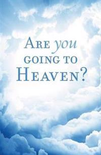 Are You Going to Heaven? (Pack of 25)