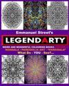 "Legendarty Weird and Wonderful Colouring Books - Volume 3. What Do You See?: Amazing Mandala /Pareidolia Art Designs. ""Pareidala"" - For - You - To Col"