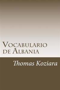 Vocabulario de Albania