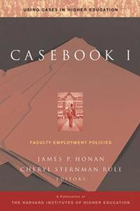 Casebook I Faculty Employment