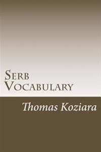 Serb Vocabulary