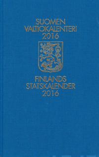 Suomen valtiokalenteri 2016