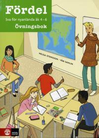 Fördel SVA för nyanlända åk 4-6 Övningsbok