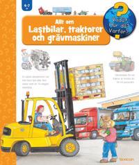 Allt om lastbilar, traktorer och grävmaskiner - Andrea Erne pdf epub