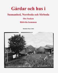Gårdar och hus i Sunnanhed, Norrboda och Sörboda -  pdf epub