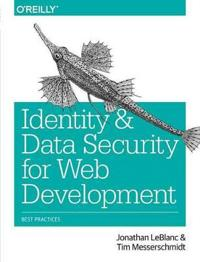 Identity and Data Security for Web Development: Best Practices