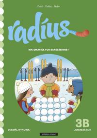 Radius 3B - Hanne Hafnor Dahl, Hanne Marken Dalby, May-Else Nohr pdf epub