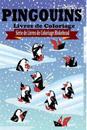 Pingouins Livres de Coloriage