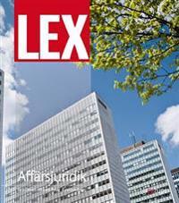 LEX Affärsjuridik Fakta och övningar
