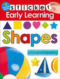 Shapes - sticker early learning