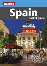 Berlitz Pocket Guide Spain