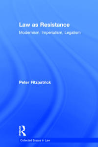 Law as Resistance