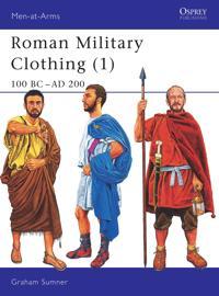 Roman Military Clothing 1 100bc-ad200