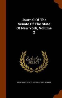 Journal of the Senate of the State of New York, Volume 2