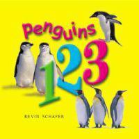 Penguins 123 - Kevin Schafer - böcker (9781559718301)     Bokhandel