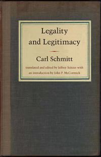Legality and Legitimacy