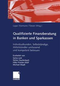 Qualifizierte Finanzberatung in Banken Und Sparkassen