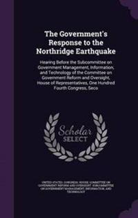 The Government's Response to the Northridge Earthquake