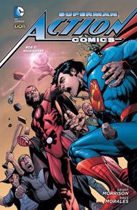 Superman action comics-Skudsikker