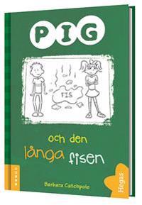 Pig och den långa fisen (Bok+CD)