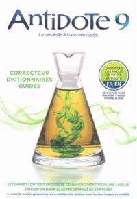 Antidote 9 - Correcteur Et Dictionnaires Pour Le Francais Ou L'Anglais Druide