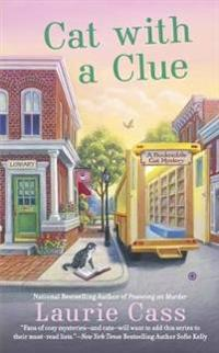 Cat with a clue - a bookmobile mystery